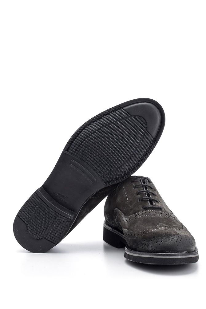 5638080592 Erkek Süet Deri Ayakkabı