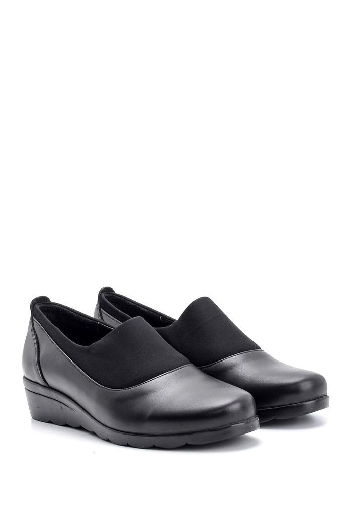 5638087130 Kadın Deri Ayakkabı