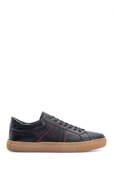 5638105637 Erkek Casual Deri Sneaker
