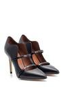 5638108354 Kadın Deri Topuklu Ayakkabı