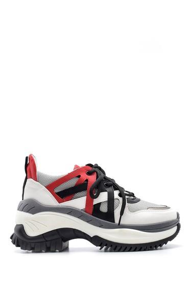 5638117465 Kadın Yüksek Tabanlı Sneaker
