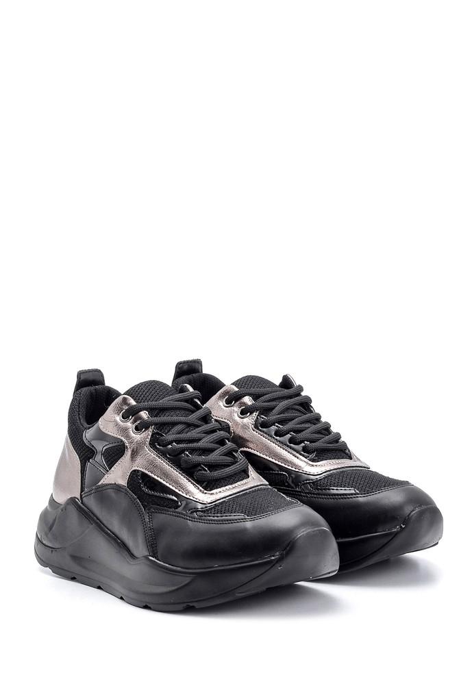 5638117513 Kadın Yüksek Tabanlı Sneaker