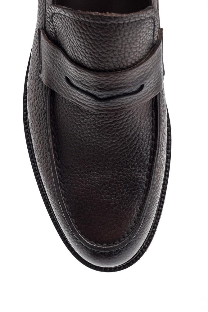 5638080129 Erkek Deri Loafer