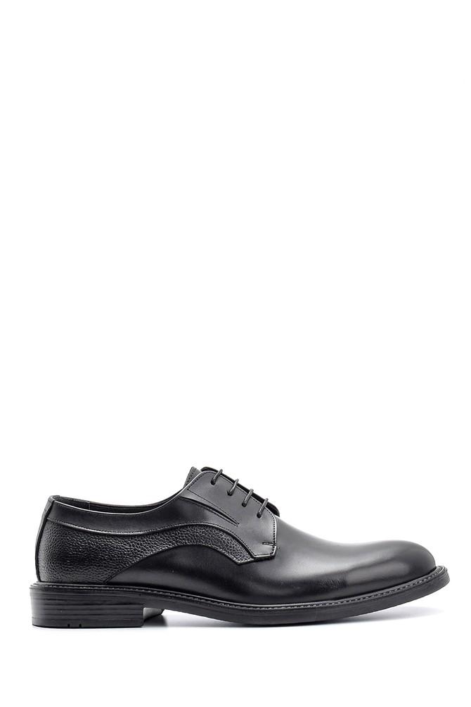 Siyah Erkek Klasik Deri Ayakkabı 5638094469