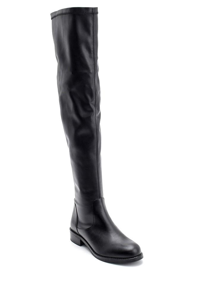 5638105348 Kadın Uzun Çizme