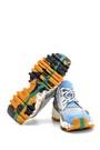 5638114492 Kadın Yüksek Tabanlı Desenli Sneaker
