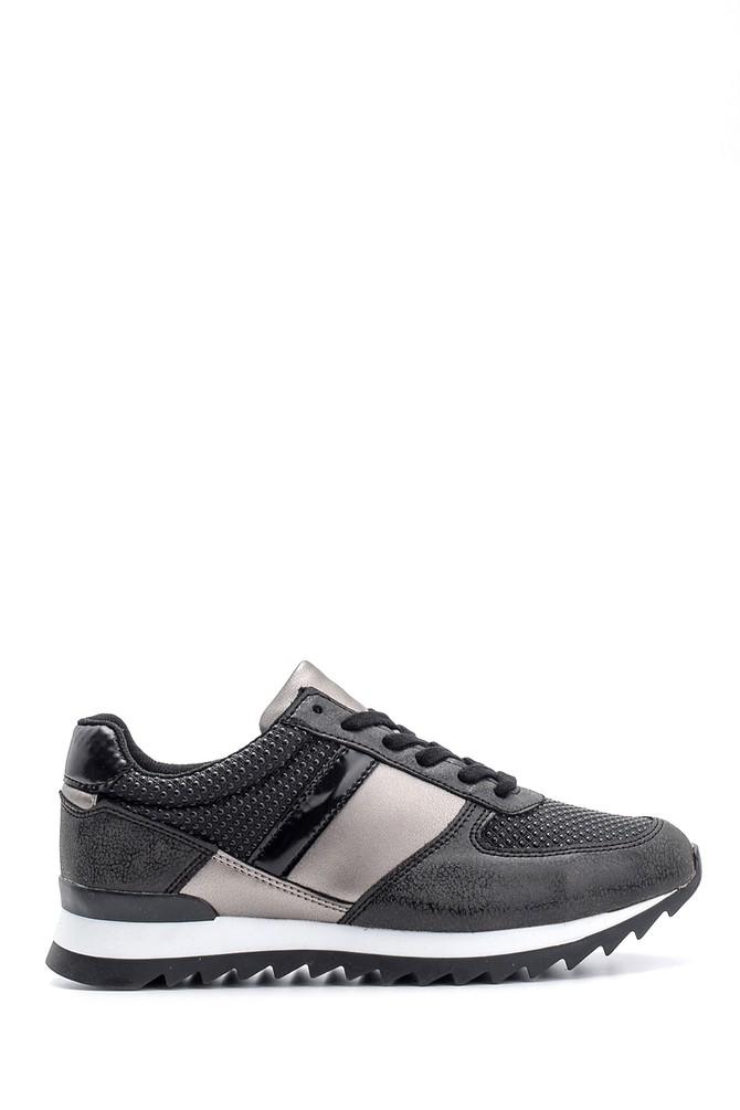 Siyah Kadın Sneaker 5638112164