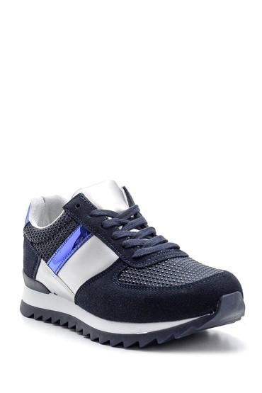 Lacivert Kadın Sneaker 5638112150