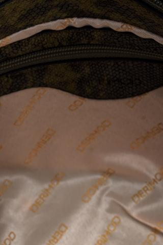 Kadın Yılan Derisi Desenli Çanta