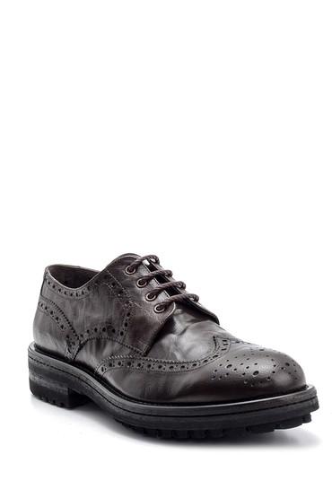 Kahverengi Erkek Casual Deri Ayakkabı 5638095596