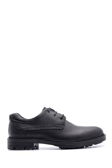 Siyah Erkek Deri Ayakkabı 5638074465