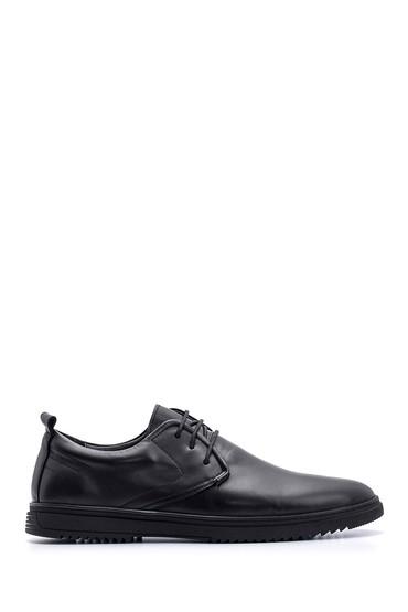 Siyah Erkek Deri Ayakkabı 5638083614