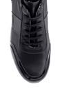 5638087144 Kadın Rugan Detaylı Sneaker