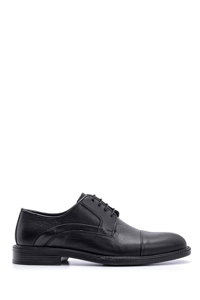 Siyah Erkek Deri Ayakkabı 5638094432
