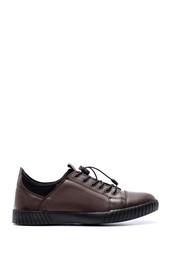 5638074375 Erkek Deri Sneaker