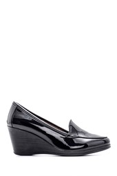 5638127554 Kadın Rugan Ayakkabı