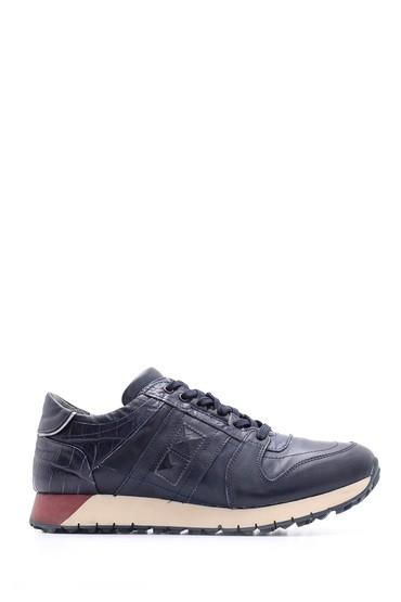 5638116282 Erkek Deri Sneaker