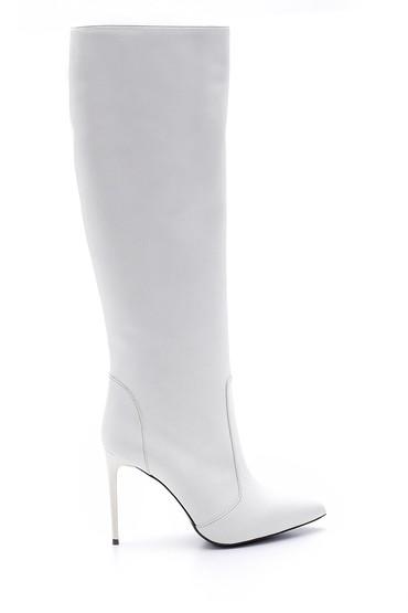 5638098331 Kadın Topuklu Çizme