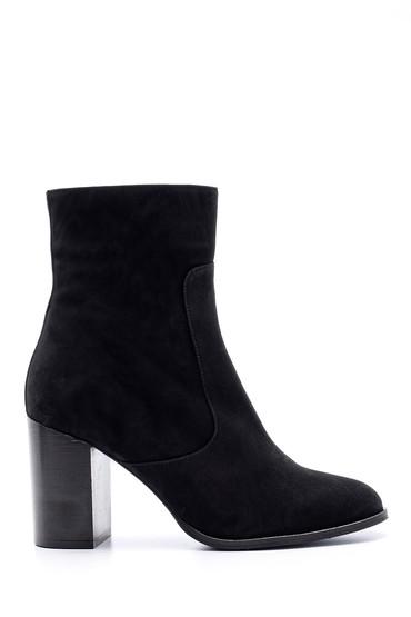 Siyah Kadın Topuklu Bot 5638155781