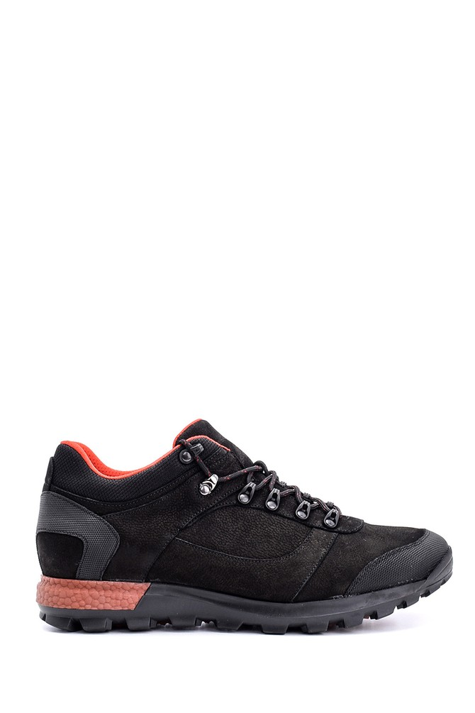 5638090023 Erkek Nubuk Deri Sneaker