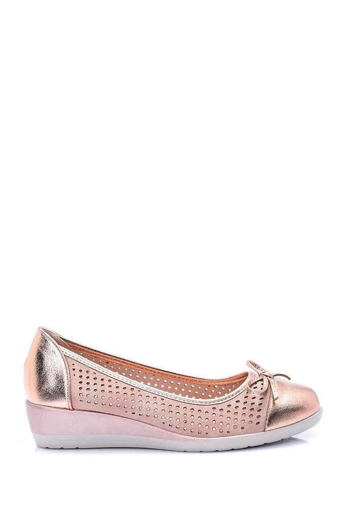 5638002202 Kadın Dolgu Tabanlı Ayakkabı