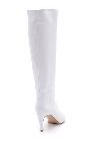 Kadın İnce Topuklu Çizme
