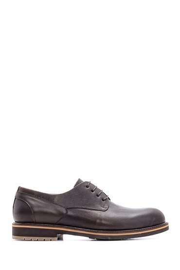 Kahverengi Erkek Deri Ayakkabı 5638119007