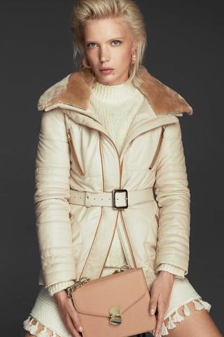 Dalida Kadın Deri Ceket