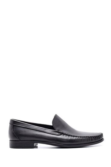 Siyah Erkek Deri Ayakkabı 5638132663
