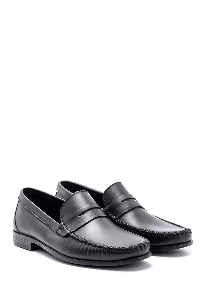 5638132684 Erkek Deri Klasik Loafer