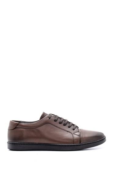 Kahverengi Erkek Deri Ayakkabı 5638132860
