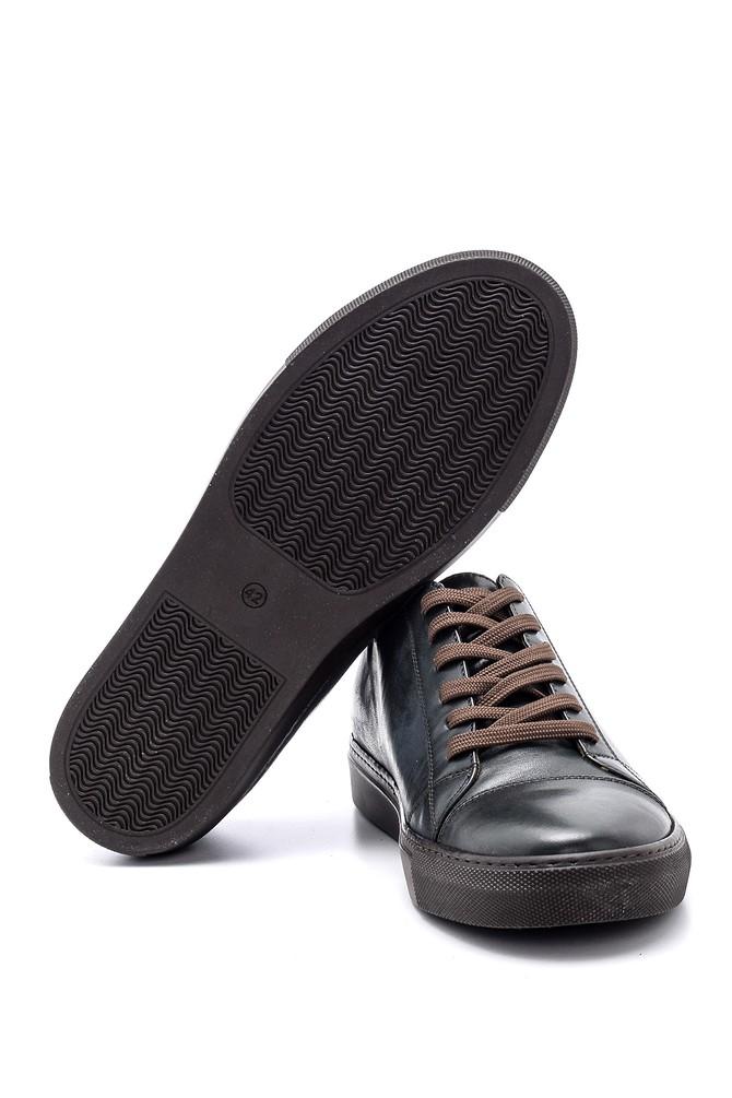5638143042 Erkek Deri Sneaker