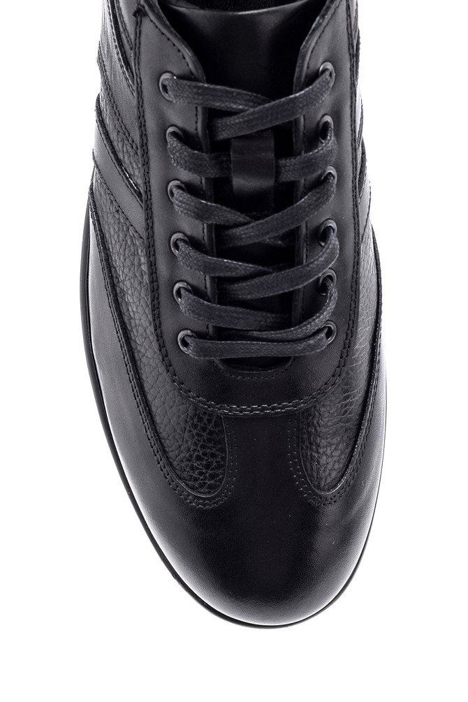 5638143239 Erkek Deri Sneaker