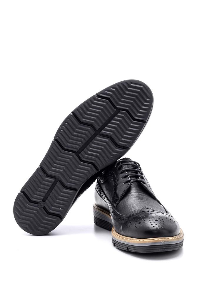 5638143243 Erkek Casual Deri Ayakkabı