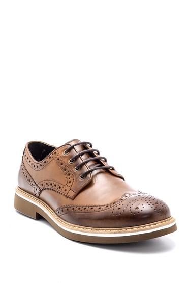 Kahverengi Erkek Deri Casual Ayakkabı 5638144017