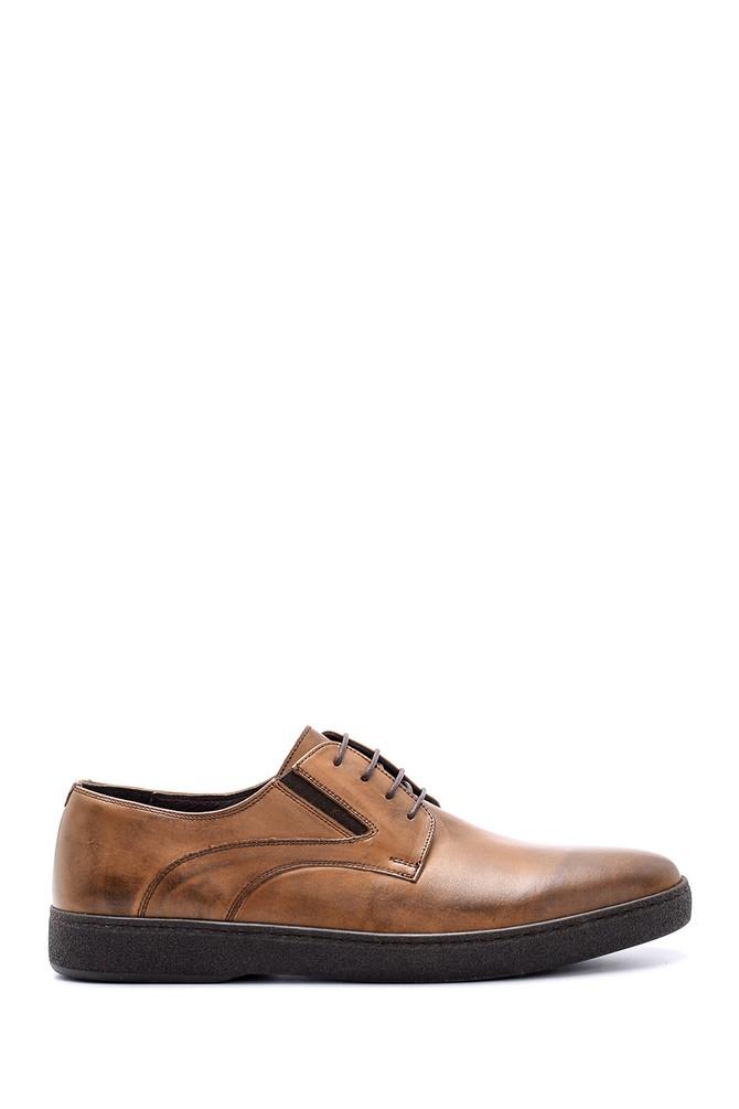 Kahverengi Erkek Casual Deri Ayakkabı 5638144131