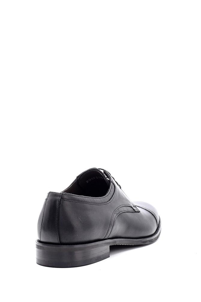 5638148763 Erkek Klasik Deri Ayakkabı