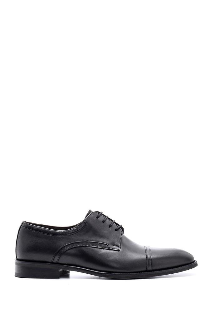Siyah Erkek Klasik Deri Ayakkabı 5638148763