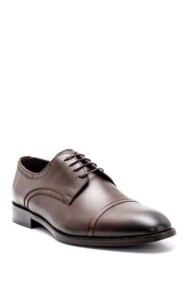 Kahverengi Erkek Klasik Deri Ayakkabı 5638148765