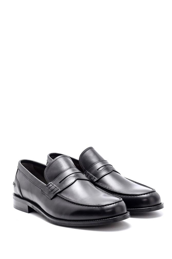 5638149085 Erkek Deri Klasik Loafer