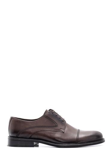 Kahverengi Erkek Klasik Deri Ayakkabı 5638149626