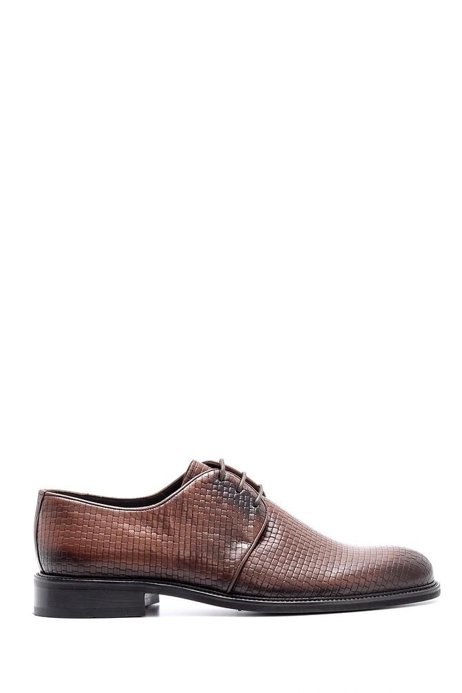 Kahverengi Erkek Klasik Deri Ayakkabı 5638150021