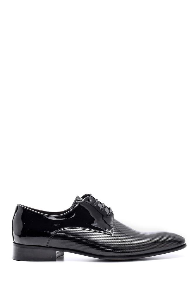 Siyah Erkek Klasik Deri Ayakkabı 5638160451