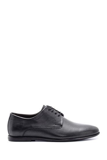 Siyah Erkek Deri Ayakkabı 5638163729
