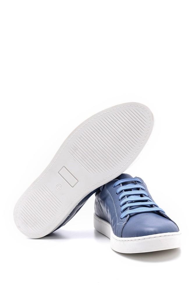 5638159189 Erkek Deri Sneaker