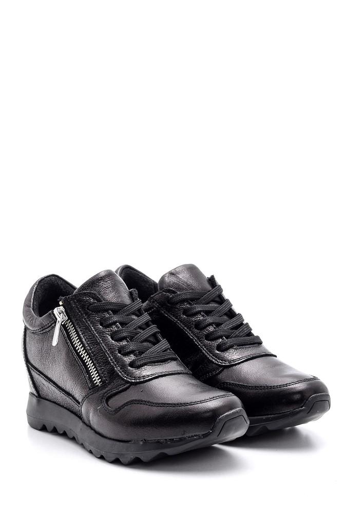 5638094045 Kadın Deri Sneaker