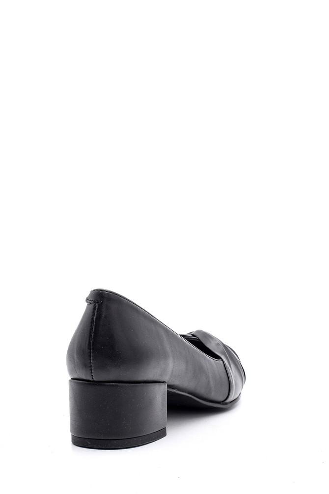 5638101750 Kadın Kalın Topuklu Ayakkabı