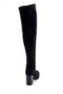 5638105441 Kadın Topuklu Uzun Çizme