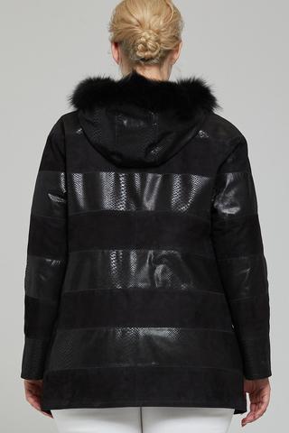 Dalia Kadın Deri Ceket