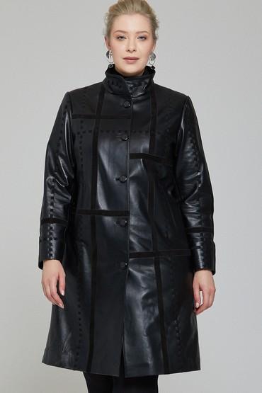 Siyah Patrıcia Kadın Deri Ceket 5638116124
